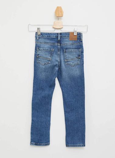 DeFacto Martin Super Skinny Fit Jean Pantolon Mavi
